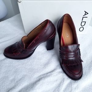 Aldo oxford heels